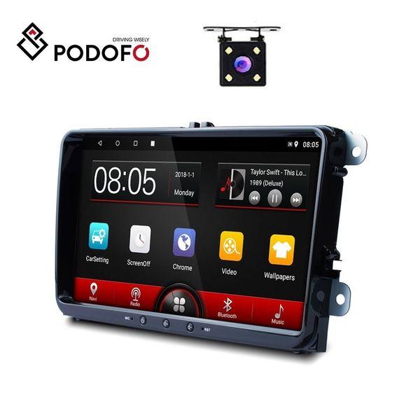 Radio + 4 Caméra LED voiture