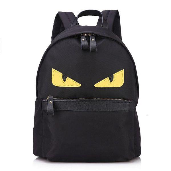 EYE Monster backpack,nylon school satchel,travel ,laptop bag for mommy and kids