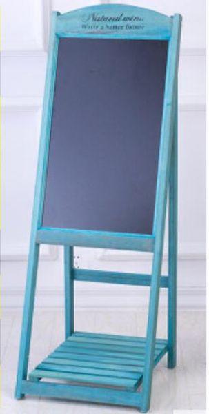 top popular Display billboard display board wooden boards display board ktboard poster shelf vertical floor stand water sign 2021