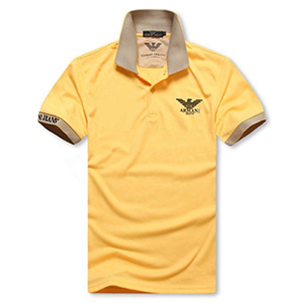 Горячая продажа 2018 новая рубашка поло Мужчины высокое качество Крокодил вышивка логотип большой размер M-2XL с коротким рукавом лето повседневная хлопок рубашки поло мужские