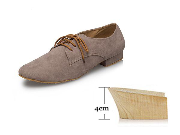 Latin heel 4cm