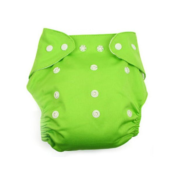 7 Colors Summer/Winter Reuseable Nappies Grid/Cotton Training Pant Washable Adjustable One Size Baby Pocket Cloth Diapers