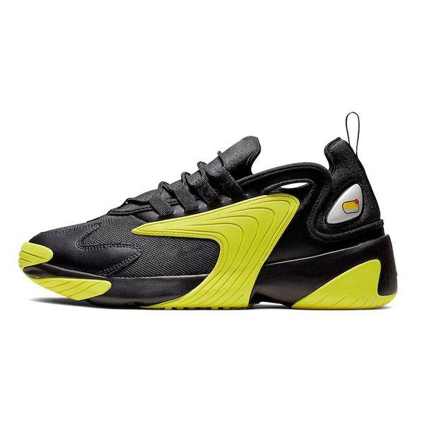 #3 Black Dynamic Yellow 36-40