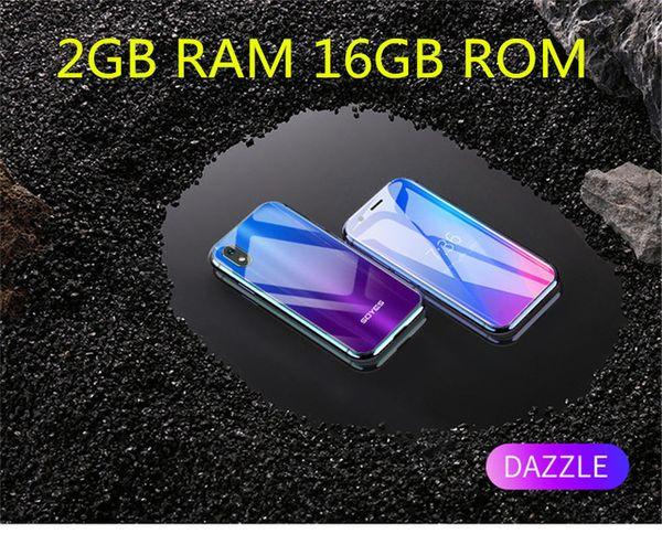 2GB + 16GB Dazzle