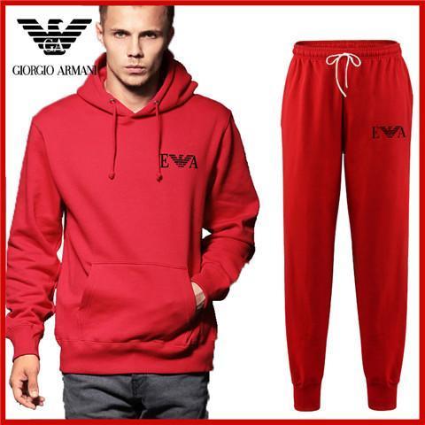 Горячий набор продажа Sweatsuit Tracksuit Men Hoodies брюки Мужская одежда Толстовка Пуловер женщин вскользь теннис Спортивные костюм Пот костюм