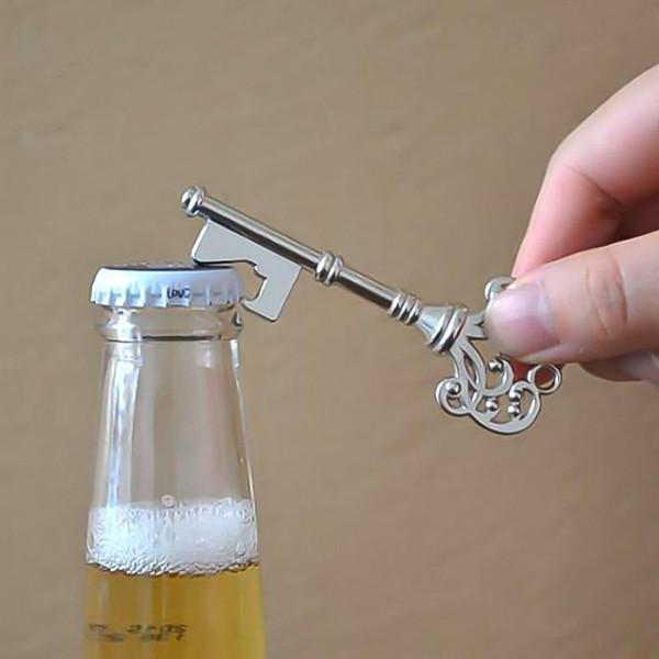 Hot Vintage KeyChain Chaveiro Abridor De Garrafas De Cerveja Coca Can ferramenta de Abertura com Anel S688WE