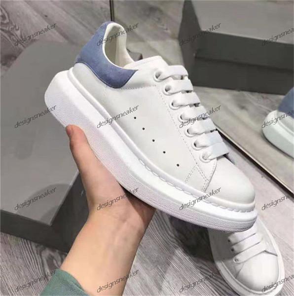 weiß / blau