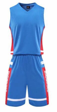 # 1878 Yeni Özel Basketbol Jersey mavi kiti Yüksek kaliteli Mens Nakış Logolar% 100 Dikişli üst satış Kargo Ücretsiz