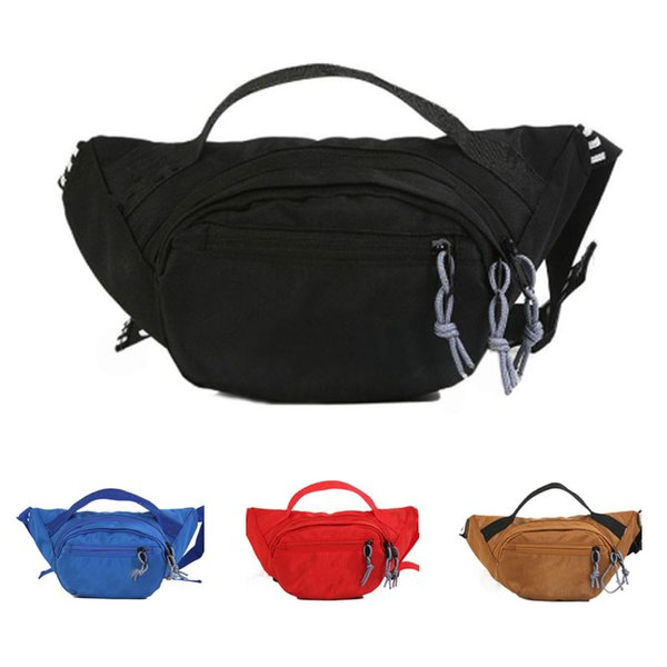 Fashion Sup Waist Bag Fanny Chest Pack bags Single Shoulder Backpack Outdoor bags 4 Colors DHL Free Shipping