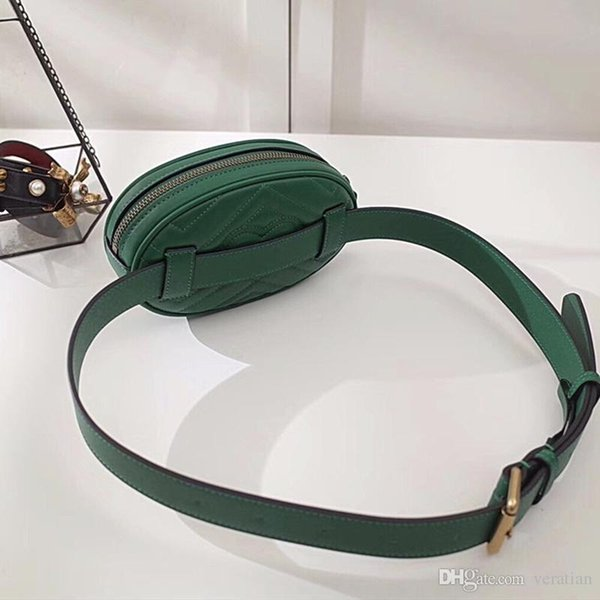 VeraStore Genuine leather Handbags Women Waist bags Designer High Quality Shoulder Bag of Women Famous Female free shipping