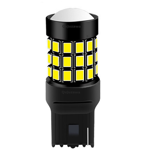 1PCS T20 W21W WY21W 7440 High Quality 1500LM LED Car Turn Signal Lamp Auto Reverse Bulb Daytime Running Light Red White Yellow