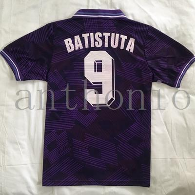 1992/93 Главная Batistuta 9
