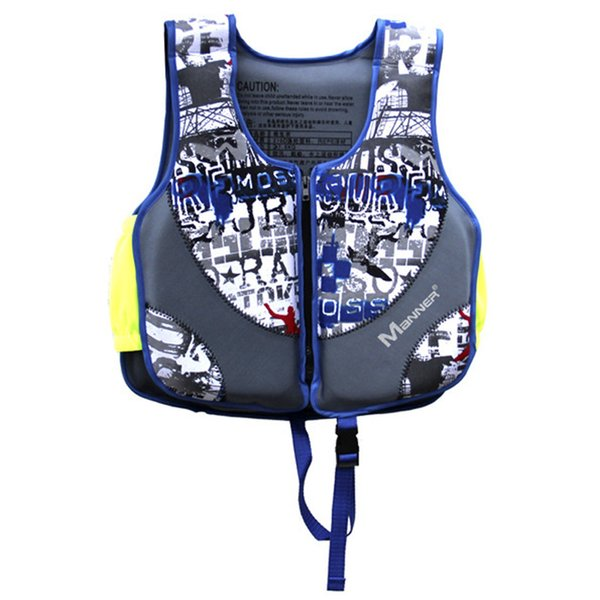 Children swim vest buoyancy vest baby children lifejacket floating clothing, boys and girls snorkeling Safety Kid Life