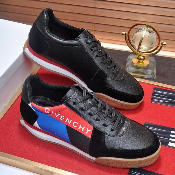 2019 nueva marca de alta calidad para mujer casual cuero transpirable hechizo de cuero antideslizante zapatos de diseño de encaje de las señoras plataforma plana zapatillas de deporte wt