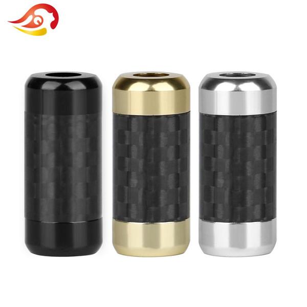50pcs 5.0mm bis 3.0mm Kopfhörer-Carbon-Faser-Y-Splitter Audio Jack Adapter HiFi-Stereo-Kopfhörer Upgraded-Steckverbinder Headset-Kabel DIY