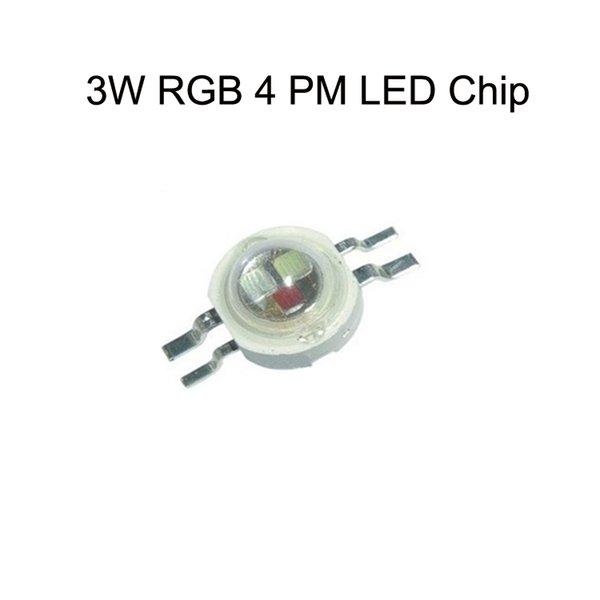 3W RGB Chip LED 04:00