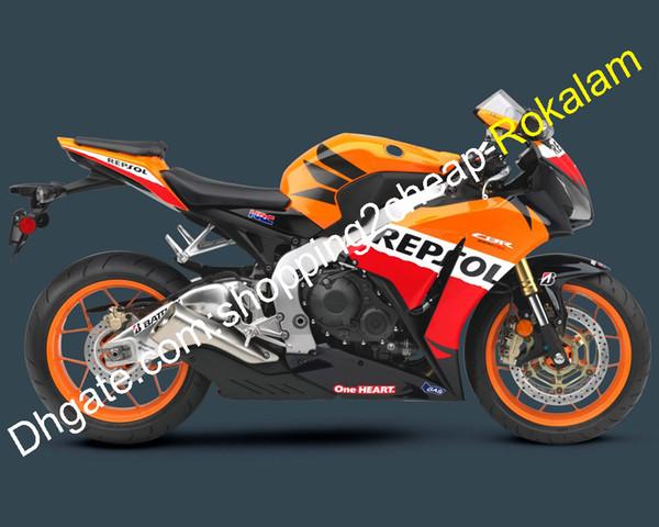 Para Honda CBR1000RR 12 13 14 15 16 CBR 1000RR Repsol CBR1000 RR 2012 2013 2014 2015 2016 ABS Kit de carenado de motocicleta (moldeo por inyección)