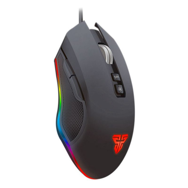 Fantech X5s Computador Com Fio Do Mouse 4800 DPI USB Optical PC Gaming Mouse Ratos Cabo 6D para PC