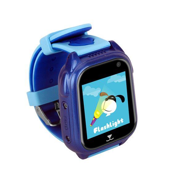AJ06 Handy Uhr Kinder WeChat Chat Foto Positionierungstiefe wasserdicht Schwimmen Wecker Fußabdruck Smart Watch