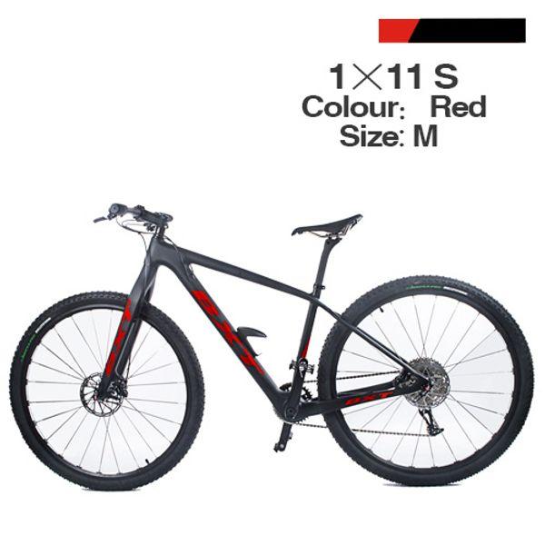 red bike M