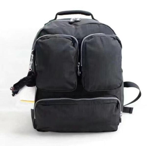 Belga Marca kip macaco bolsa de nylon à prova d 'água mulher saco de ombro Sacos crossbody bag escola saco multifuncional com zíper bolsa K13761