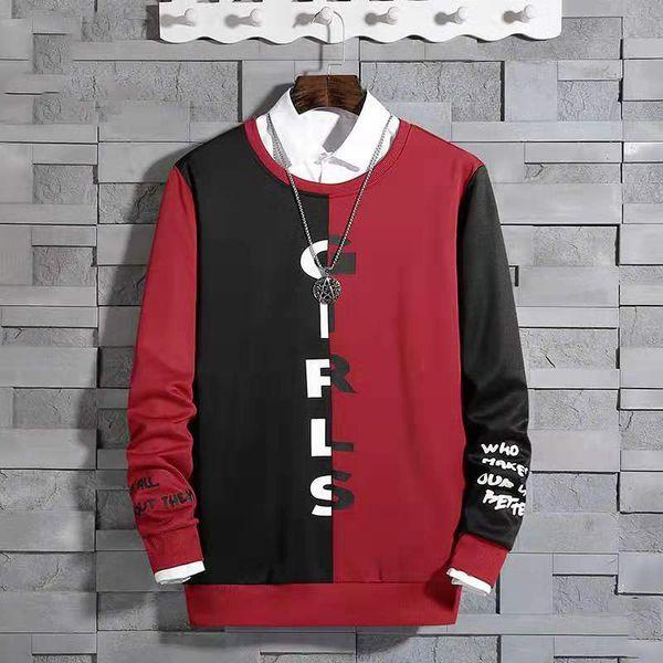 Mens Designer New Fashion Sweater Casual Hoodie New Arrival Mens Hoodies Brand Striped Sweatshirts Men Streetwear Plus Size M-3XL