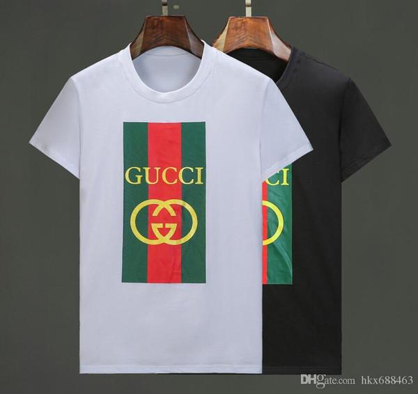Одежда Европы и США в мире высокого качества печати очень идеальная голова Там этикетки Медузы мужские футболки Азия размер 596