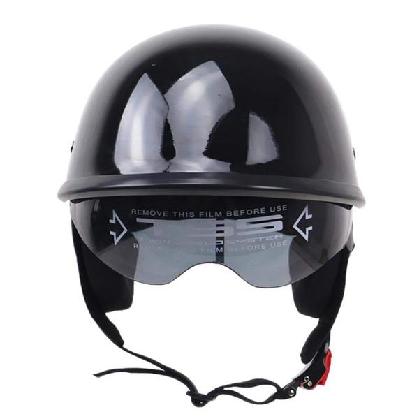 Güneşlik ile Motosiklet Kaskı İntegral Kask