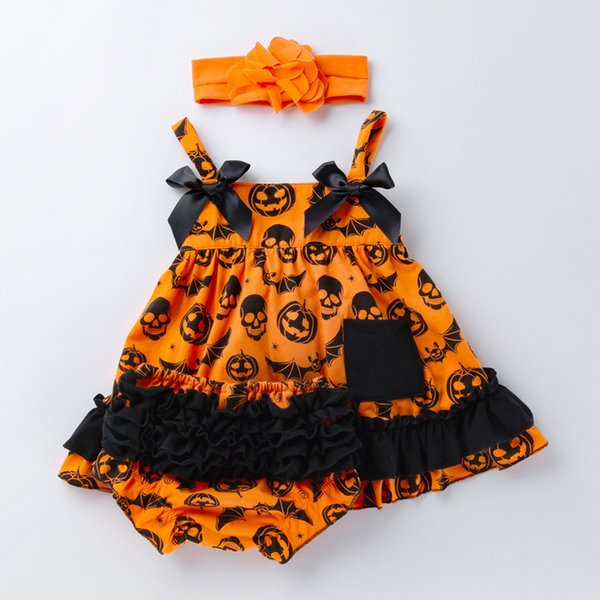 Orange Black Halloween