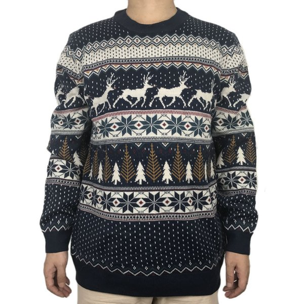 Washable Funny Light Up Ugly Christmas Sweater for Men and Women Vintage Knitted Lights Up Xmas Pullover Jumper Oversized S-4XL
