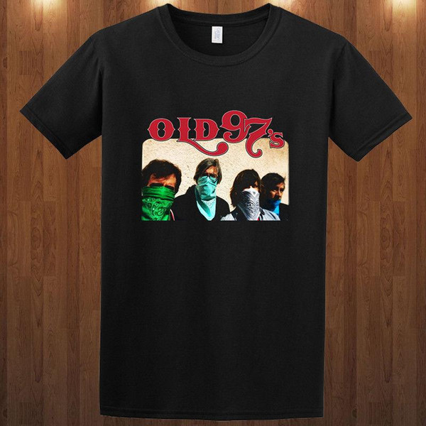 Old 97's tee alternative country band Rhett Miller S M L XL 2XL 3XL T-shirt
