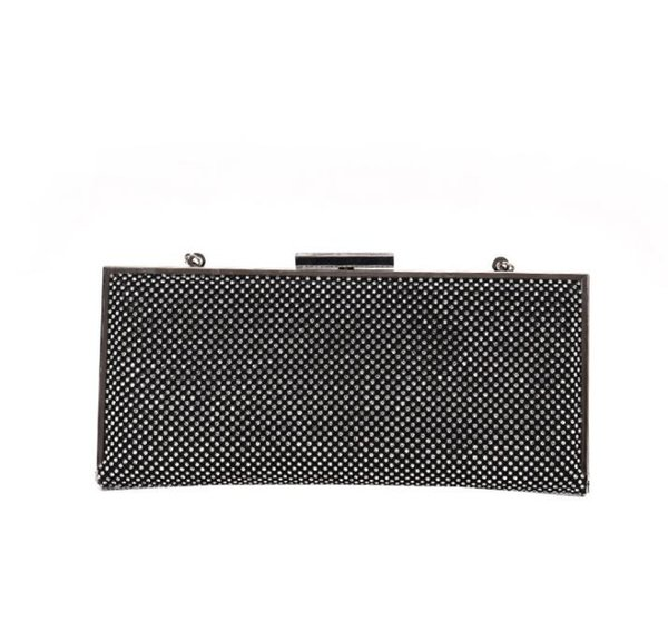 Europe and the United States popular hand-studded dinner bag cross-body chain bag 2019 new fashion chain shoulder bag#00412