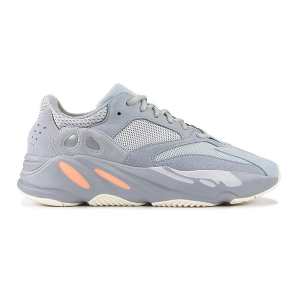 2019 Static 70000 Wave Runner Inertia Mauve Mens Women Running Shoes With Box Designer Shoes 700 Kanye West Sport Sneakers 36-46