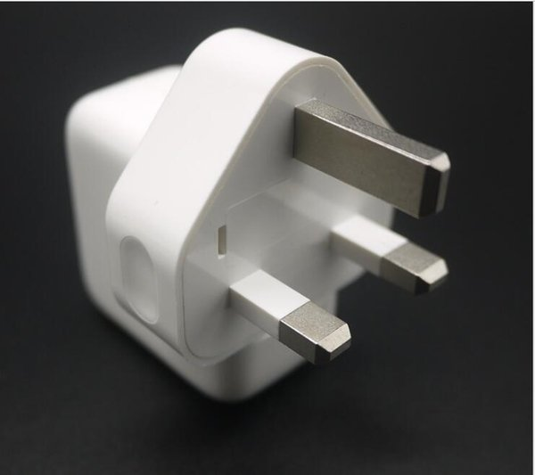 12W Universal UK USB Charger power adapter UK plug Mobile Phone travel Chargers 2.4A usb Fast Charging uk CHARGER for Iphone Huawei Xiaomi