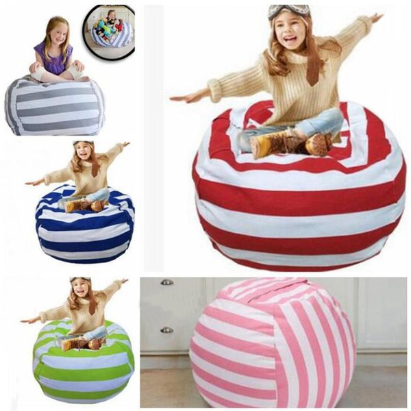 Fabulous 2019 16 18 24 Inch Large Size Storage Stuffed Animal Storage Bean Bag Chair Portable Kids Clothes Toy Storage Bags Printed Woolen Toy Bags Dhl From Ocoug Best Dining Table And Chair Ideas Images Ocougorg