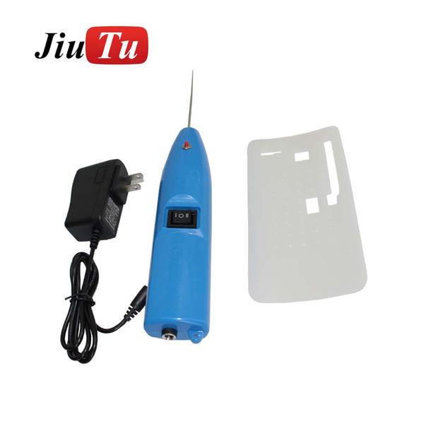 Écran LCD de téléphone professionnel Touch OCA LOCA colle Remover outil perceuse électrique pour téléphone mobile de réparation d'écran LCD