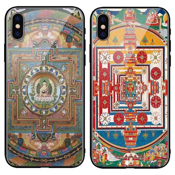 coque iphone xr bouddha