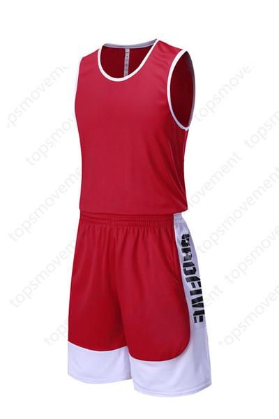 2019 Basketball Maillots Hommes Lastest Vente chaude vêtements d'extérieur Basketball Porter haute qualité 051