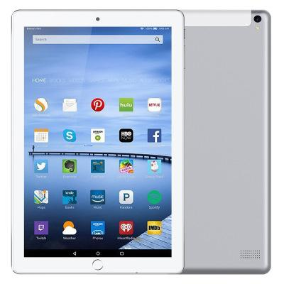 wholesale-Android 7.0 MTK6753 P10 Tablet PC Octa Core 10.1inch IPS 2560*1600 DuMal SIM 2GB+32GB GPS 2G/3G/4G WIFi FM flat computer free DHL