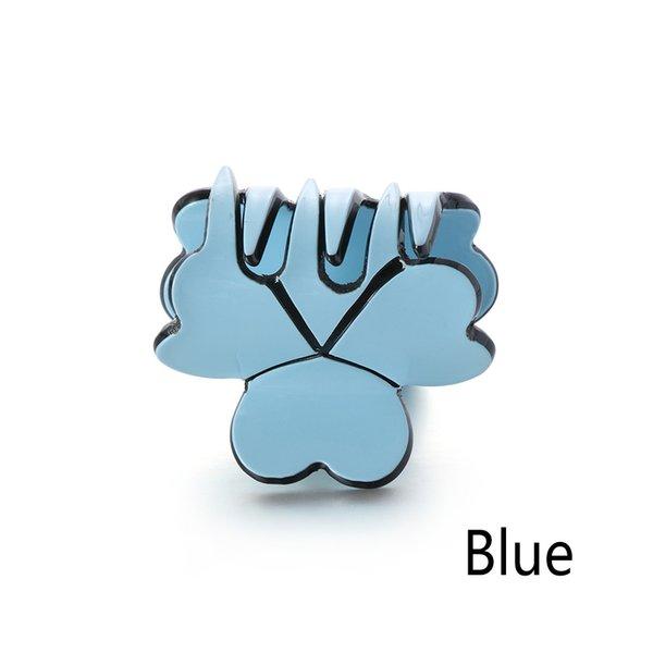 blue Hair Claw