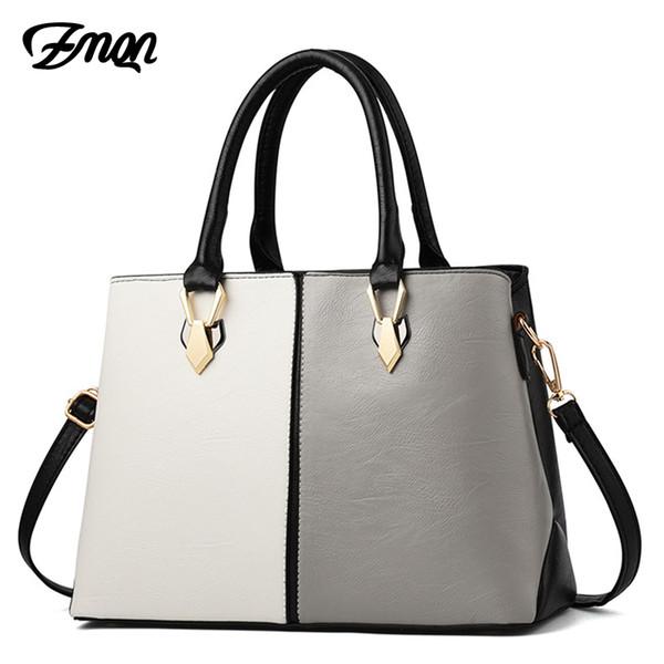 Shoulder ZMQN Luxury Handbags Women Bags Designer Leather Bags For Women 2018 Fashion Ladies Handbag New Arrivals Shoulder Hand Bag B719Tote
