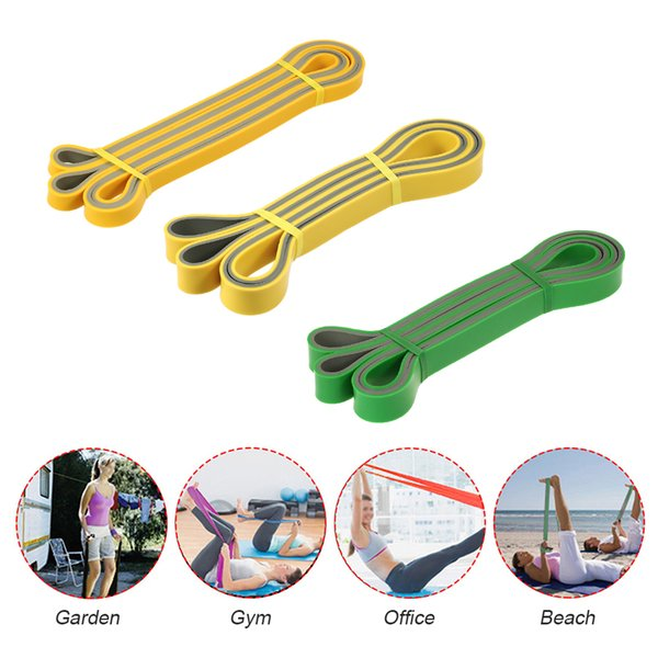 Loop Band Pull Up Assist Band Stretch Resistance Powerlifting Bodybulding Yoga Exercise Fitness Assist Mobility
