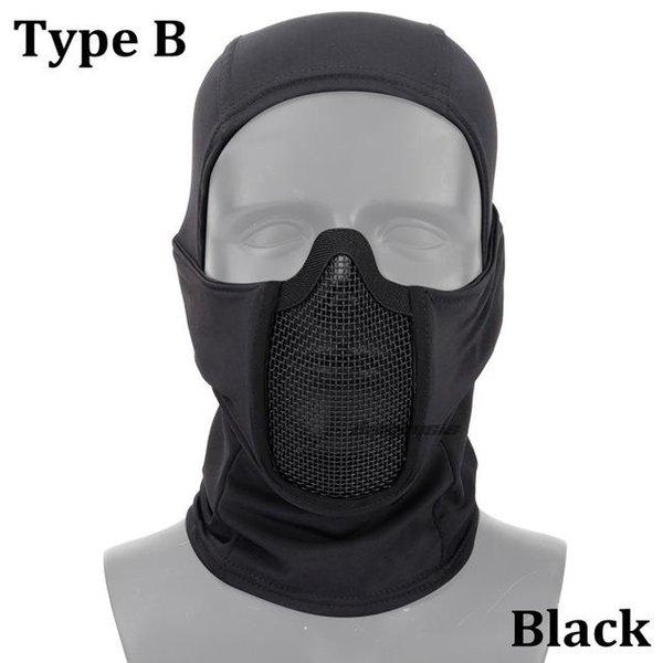 Siyah tip B