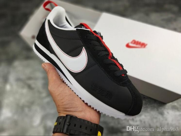 super popular 3d225 2fb3f Kendrick Lamar X Cortez Kenny III 3 Casual Shoes High Quality Man Woman BET  IT BACK Shoes Us 36 44 Shoes Uk Pumps Shoes From Smithshoes, $45.68| ...