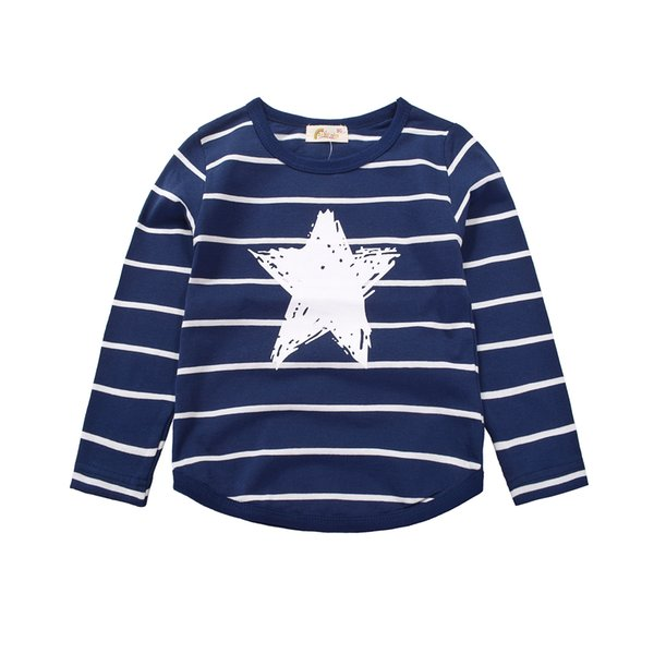 Boys'Long Sleeve T-shirt and Boys' Underwear in Spring and Autumn Period, 2019