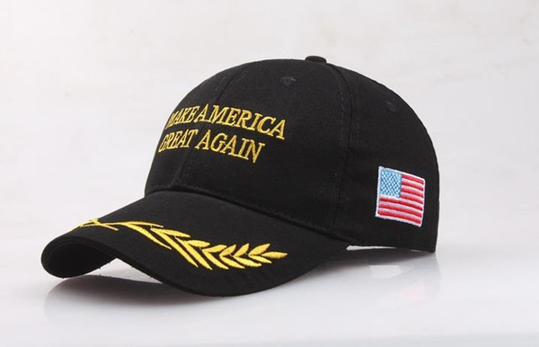 Designer 2020 bordado impressão americana eleição letra bandeira chapéu eleição boné de beisebol atacado fábrica