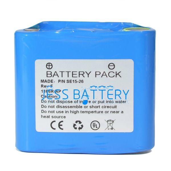Neue Batterie SE15-26 für X-Rite 500.504.508.518.528.530