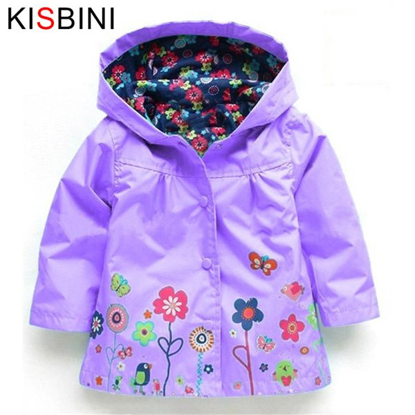 good quality Fashion Boy Coats Jackets Children Clothing Baby Raincoat Waterproof Coat Jackets Girls Outerwear Windbreaker for girls