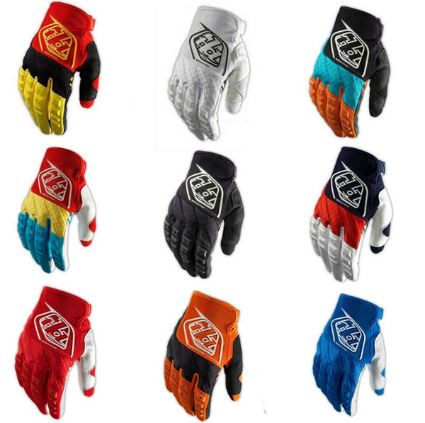 top popular TLD Moto GLOVE Cross Country Mountain Bike Motorcyclist Gloves Bicycle Racing Gloves 2021