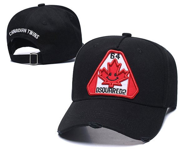 DSQUARED2 ADJUSTABLE MEN/'S COTTON HAT BASEBALL CAP NEW RED C69